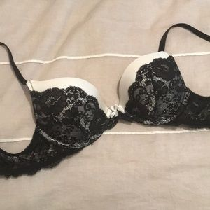 Victoria's Secret Dream Angel push-up bra.